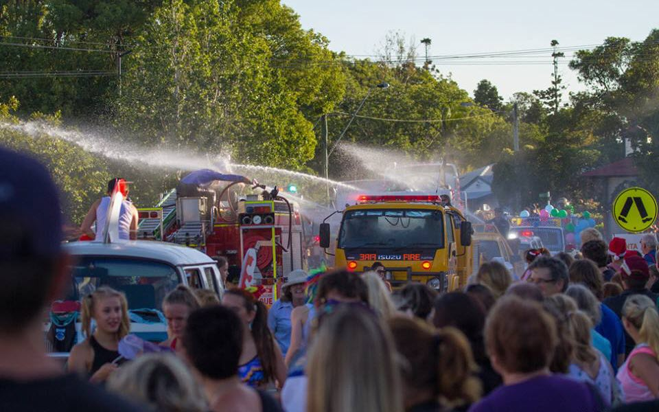 Christmas in Cooroy Street Parade